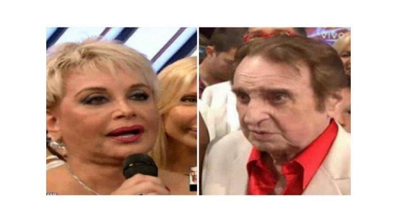 Santiago Bal y Carmen Barbieri, cara a cara