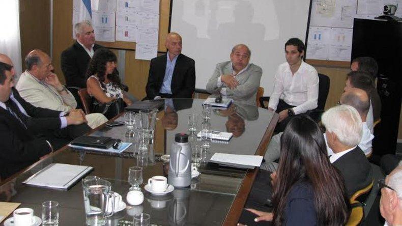 Foto Prensa Gobierno del Chubut.