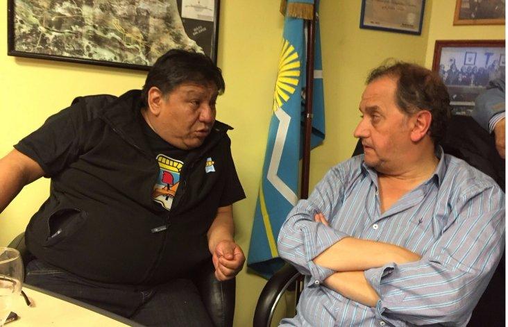 Reuniones con Tecpetrol y PAE tras la marcha petrolera