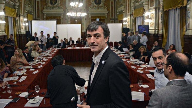 El ministro de Educación encabezó la primera reunión del Consejo Federal.