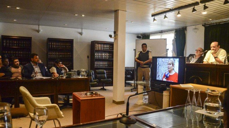 El juicio oral y público por la desaparición de Iván Torres se retomará el 2 de febrero tras la proyección de un video en la jornada de ayer.