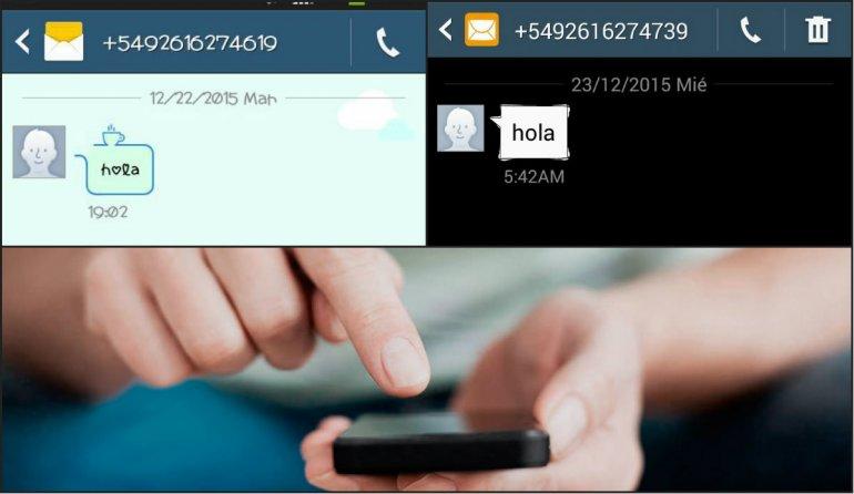 ¿Recibiste un mensaje con la característica 0261? ¡No contestes!