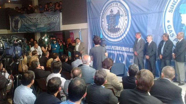 Ávila: vamos a superar este duro y difícil momento