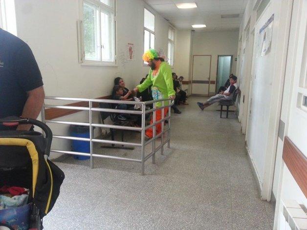 ¡Payamédicos sueltos en el Hospital Regional!