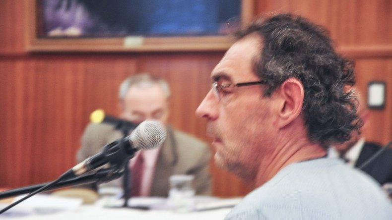 La justicia ratificó la prisión preventiva de Oscar Naya y pasará Navidad en la cárcel.