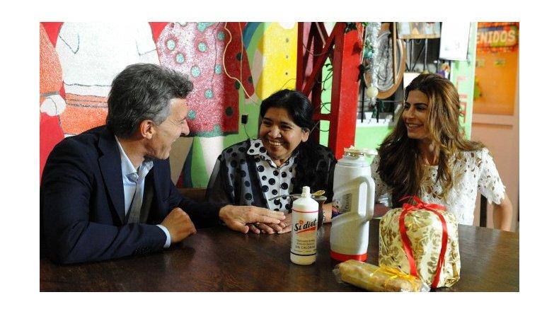 Mucho amor y tranquilidad para los argentinos, deseó Macri para Navidad