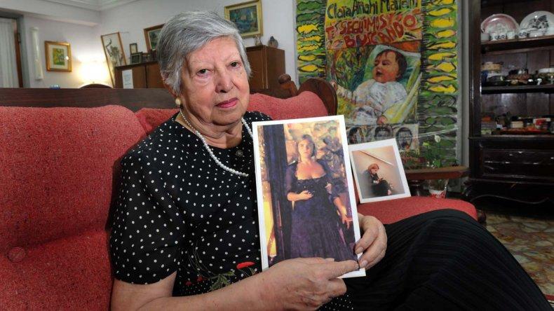 Chicha y su nieta concurrirán a la Justicia el lunes para corroborar análisis de ADN