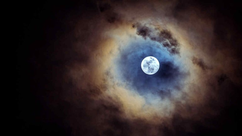 Habrá Luna llena en Navidad, fenómeno que no se dará hasta 2034