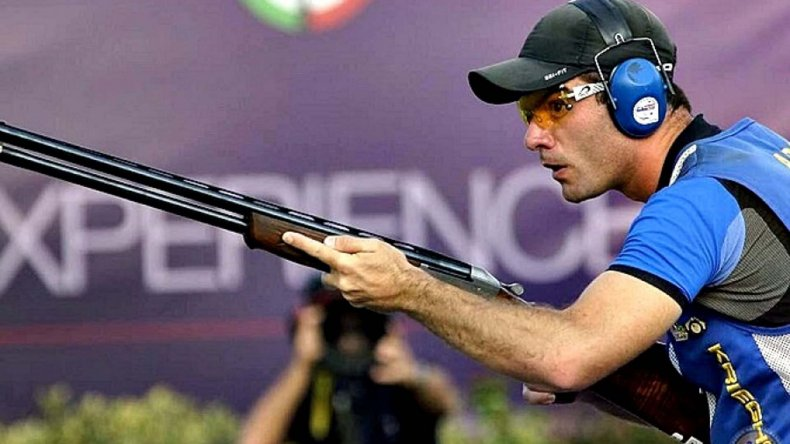 Federico Gil se tiene fe en que logrará una medalla en los Juegos Olímpicos que se celebrarán en Río de Janeiro.