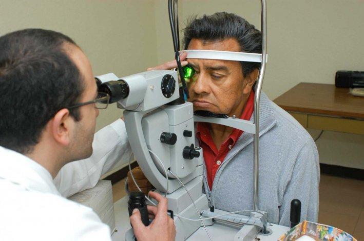 Los principales requerimientos en los centros asistenciales fueron de atención ofmalmológica.