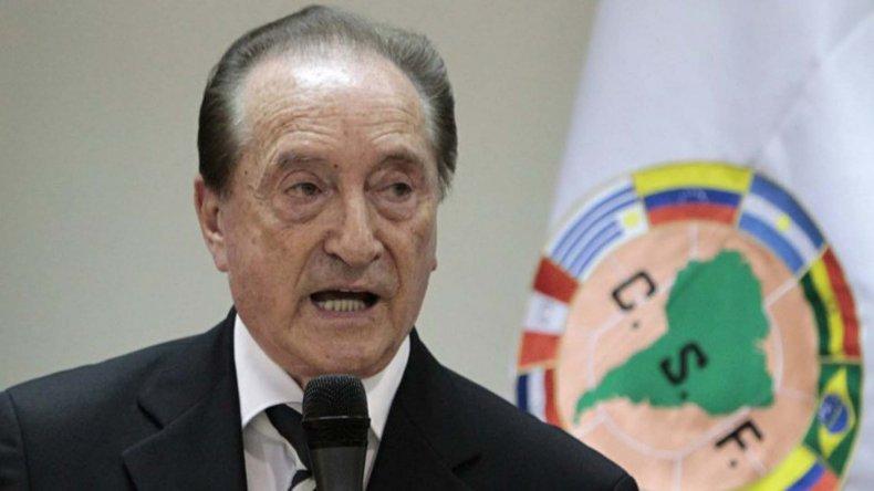 El uruguayo Eugenio Figueredo deberá ir a prisión.
