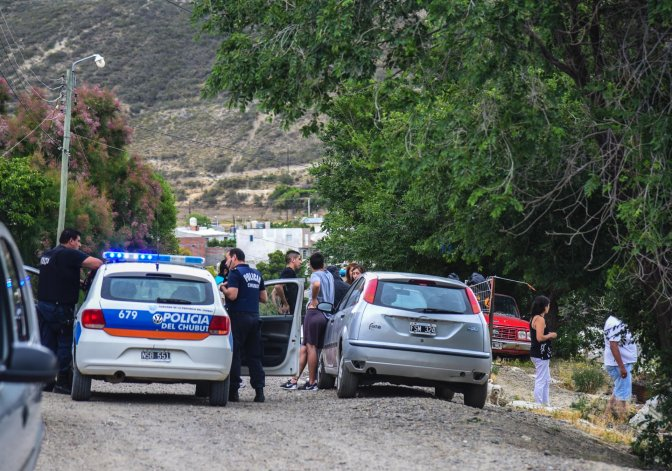 Cerca de diez patrulleros intervinieron en la detención de Gustavo Ceferino Cerezo