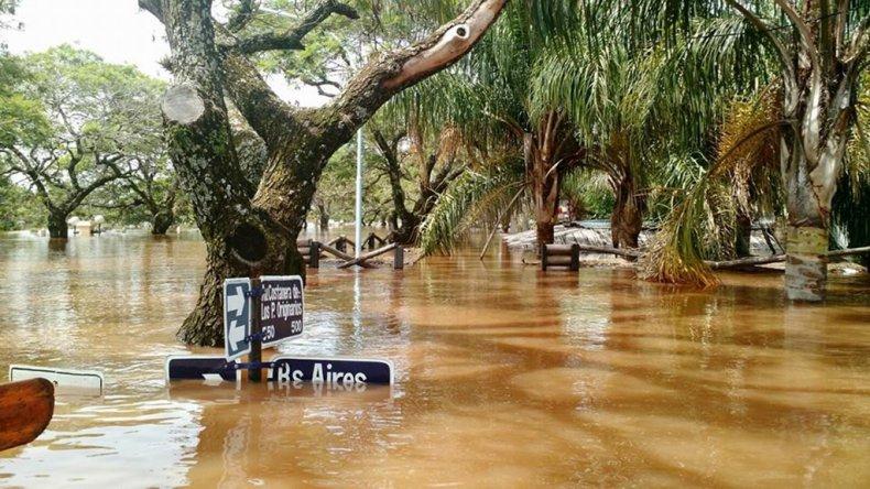 Inundaciones en el Litoral