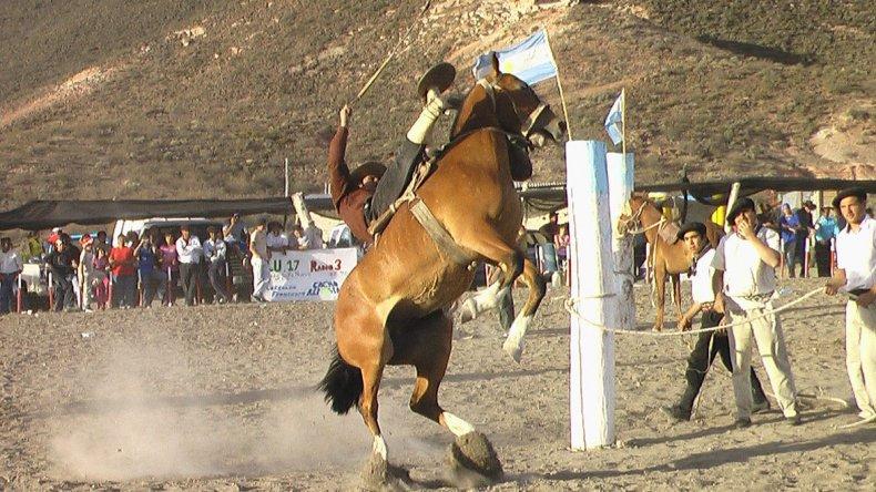 Las Fiestas Populares de Chubut