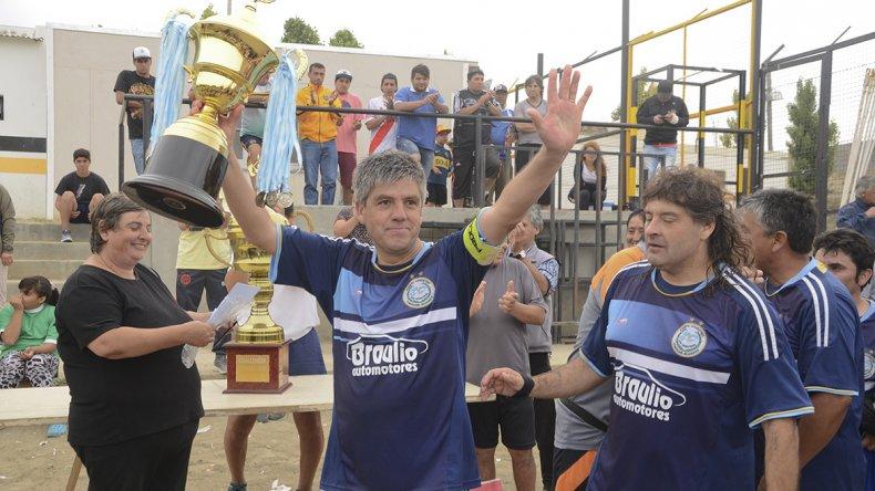 Luis Urra de Puerto Argentino