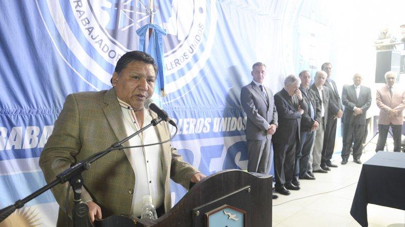 Jorge Avila fue puesto en funciones al frente de la empresa provincial por el gobernador el miércoles pasado.