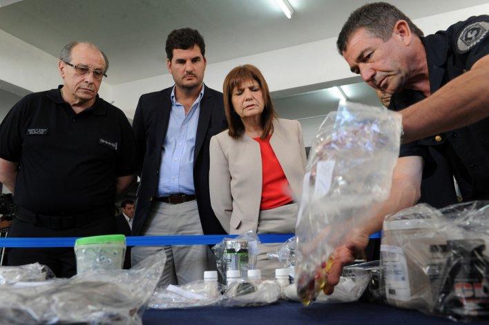 Pablo Agustín Marzuolo está acusado de ser el químico de la banda que elaboraba las drogas sintéticas.