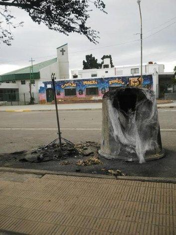 Ya son tres los iglúes quemados en un mes