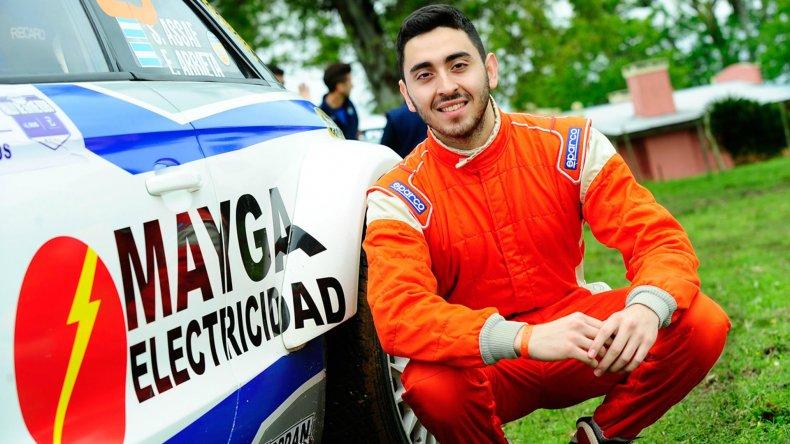 Samir Assaf ya piensa en la temporada 2016 del Rally Argentino.