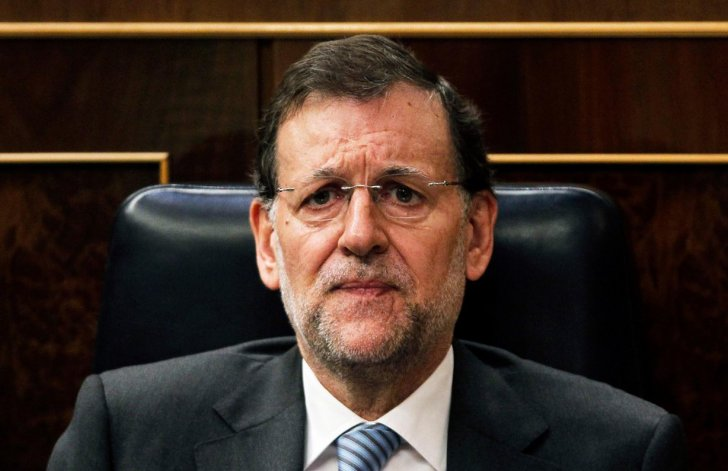 Se juega por estas horas el futuro político de Mariano Rajoy.