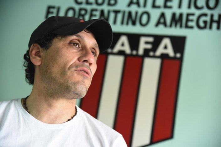Retorno a casa y dedicación full time marca el presente de Orlando Pocho Portalau en Florentino Ameghino.