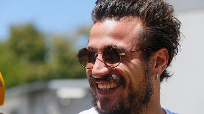 Daniel Osvaldo espera que se resuelva pronto un tema con el Porto.