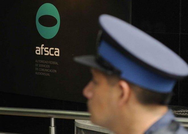 Comenzó la intervención macrista en la AFSCA.