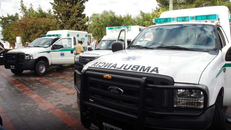 En la zona norte de Comodoro hay una nueva denuncia de demoras en la llegada de la ambulancia.