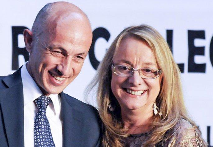 El ex vicegobernador Fernando Cotillo fue designado por la gobernadora Alicia Kirchner como presidente de la empresa Distrigas SA.