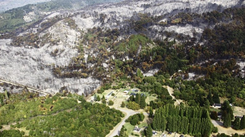 Estar prevenidos ante posibles incendios forestales es la prioridad para el Gobierno provincial.