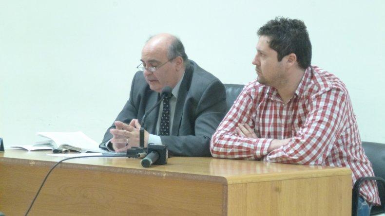 Conceden prisión domiciliaria con salidas laborales al imputado Velázquez. Foto: Ministerio Público Fiscal.
