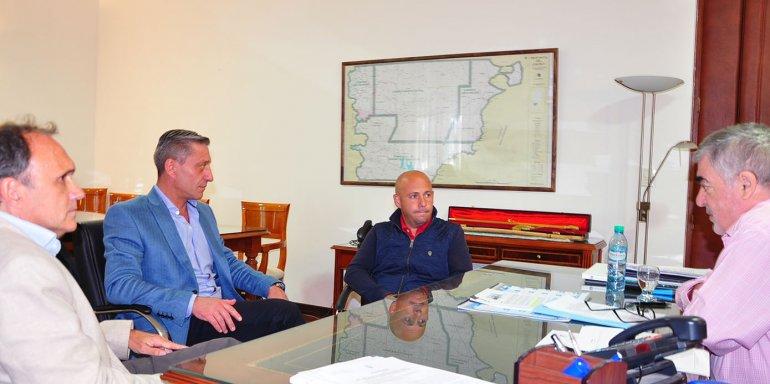 Das Neves pidió a Andes incorporar a Comodoro como nueva escala
