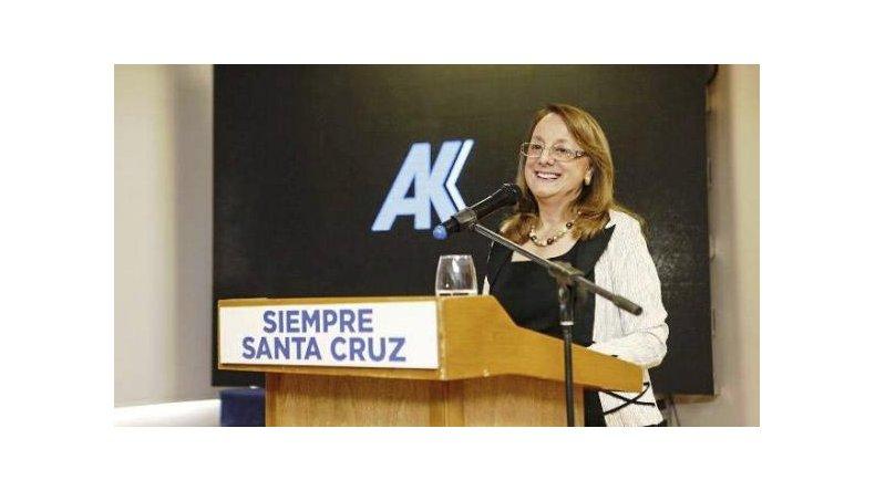 La gobernadora Alicia Kirchner ordenó un relevamiento a fondo en las estructuras del Estado provincial.