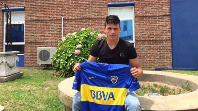 Jonathan Silva ya es jugador de Boca Juniors.