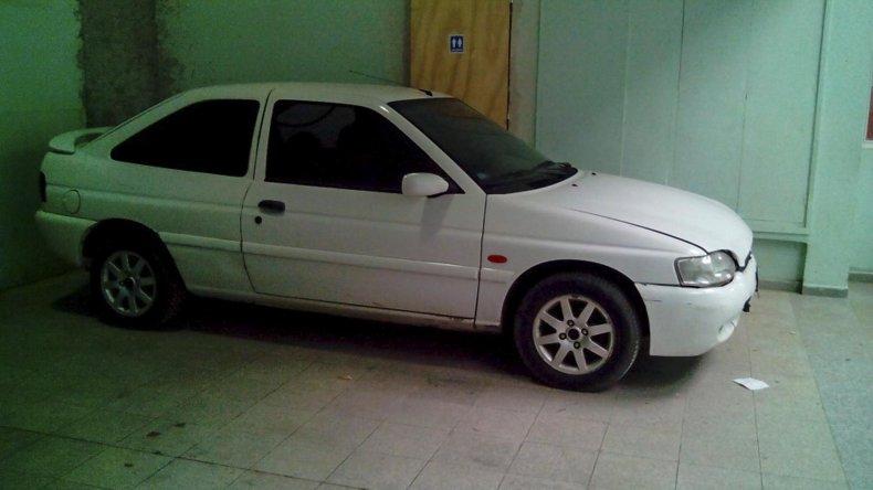 Secuestraron en la agencia  de un gitano un auto  robado en Buenos Aires