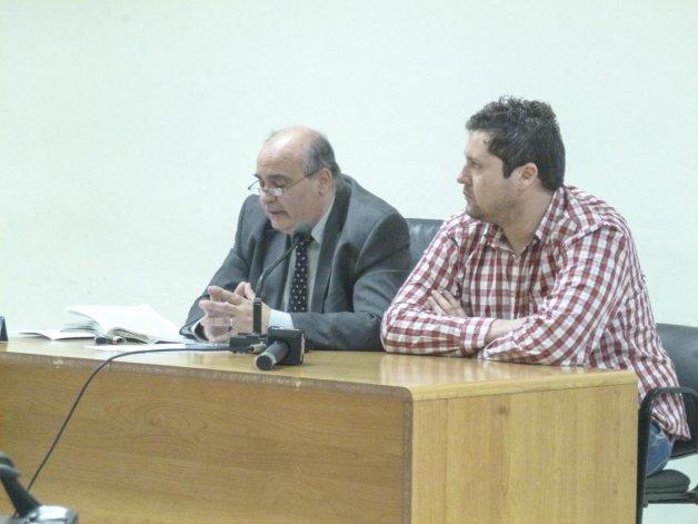 El juez Américo Juárez