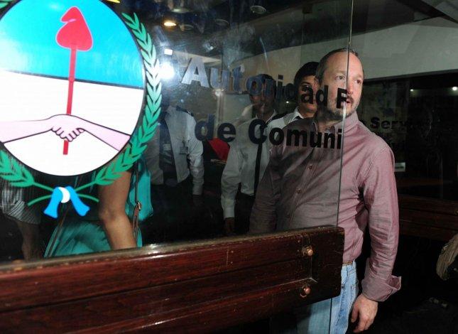 La Justicia frenó la intervención de la AFSCA y Sabatella espera la resolución de fondo.