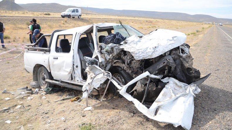 Sólo en 2014 hubo 46 fallecidos en rutas de Chubut. La mayoría de los accidentes fatales fueron entre enero y diciembre.