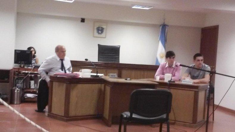 Se ratificó ayer la prisión preventiva para los principales sospechosos del asalto a la vivienda de la madre de Emilio Porras.