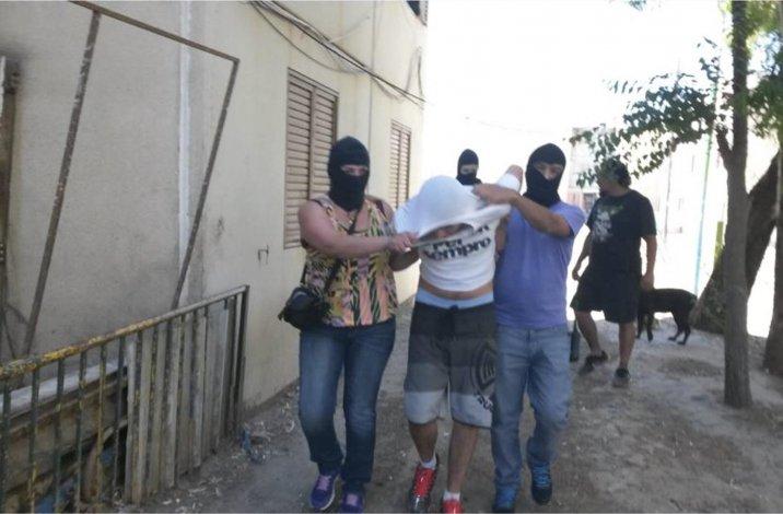 Oscar Talma accedió a una salida transitoria de la que no volvió. La Policía de la Brigada lo capturó en las 1008 Viviendas.