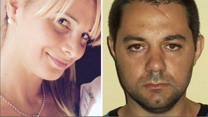 Cristian Lanatta estuvo este jueves en la casa de su ex suegra en Quilmes