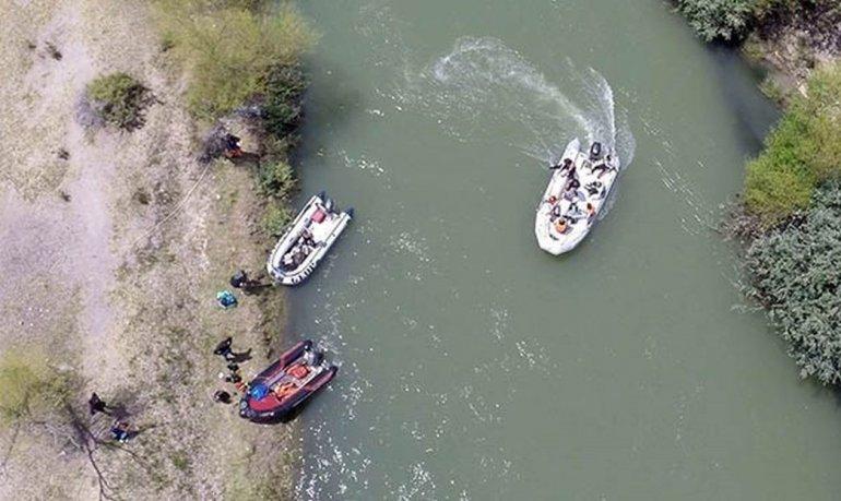 Hallaron el cuerpo del joven desaparecido en el río Chubut