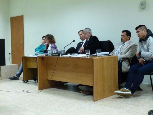 Les confirmaron las condenas de los policías que golpearon a Héctor Titi García en la Seccional Quinta el día antes de su fallecimiento.