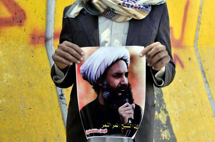 El clérigo chiita disidente Nimr Baqr al Nimr fue ejecutado ayer.