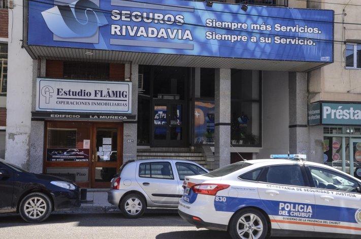 Todavía no hay indicios acerca de los que robaron en la casa de préstamos