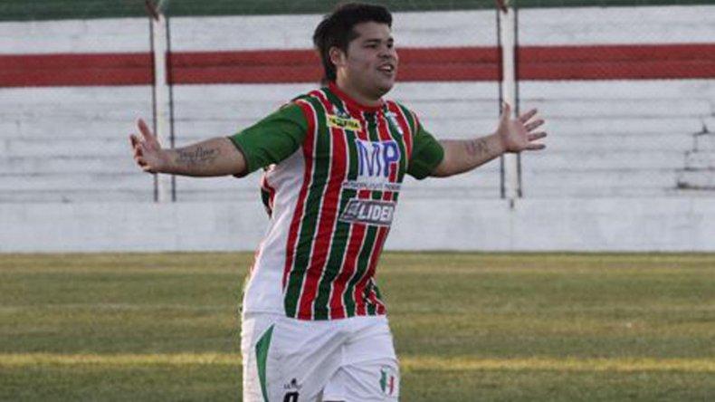 El goleador Federico Gómez llega desde el club Carmen de Patagones.