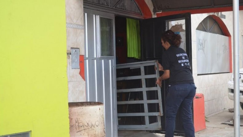 Clausuraron un local que ejercía comercio sexual