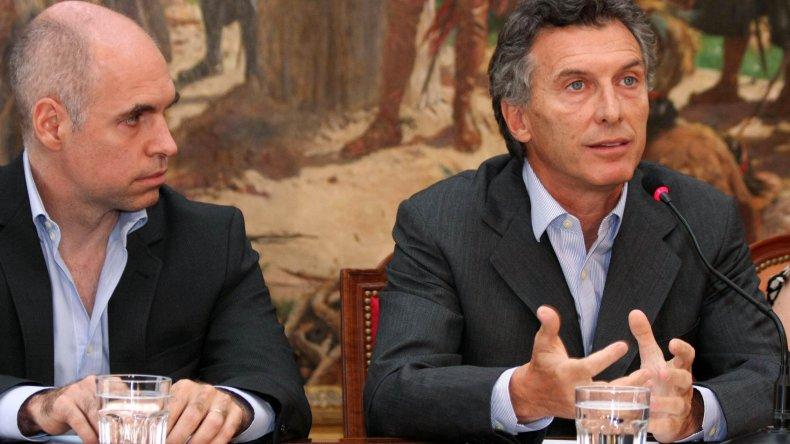 Macri y Rodríguez Larreta firmarán mañana el traspaso de la Policía Federal a la Ciudad