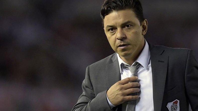 Marcelo Gallardo espera poder contar con los refuerzos que le solicitó a la dirigencia de River.
