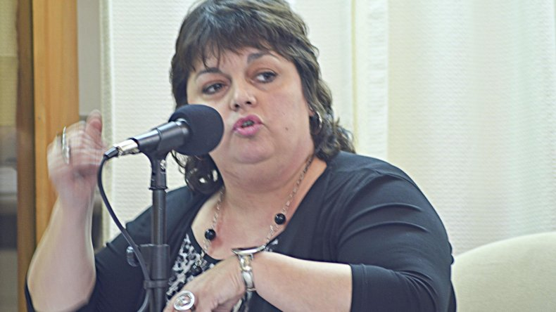 La actual secretaria de Cultura de la provincia